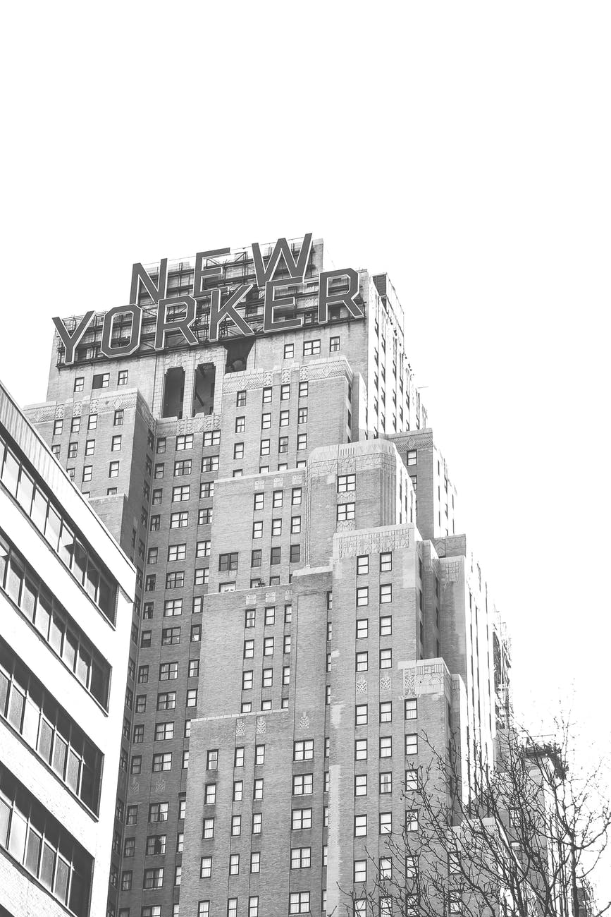 buildings new york architecture new yorker