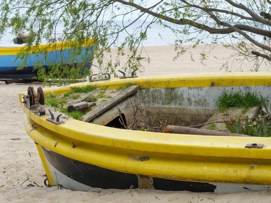 Sopot at the Baltic sea in poland