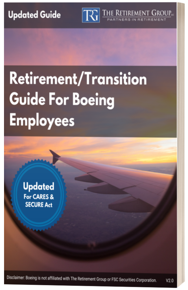 Retirement Guide for Boeing Employees