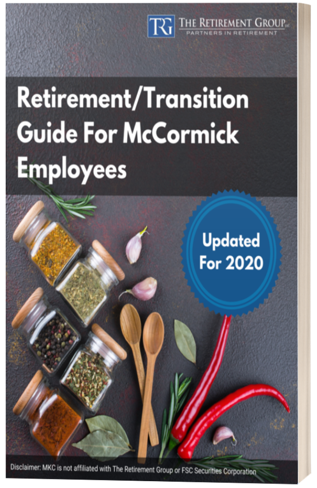 Retirement Guide for McCormick Employees