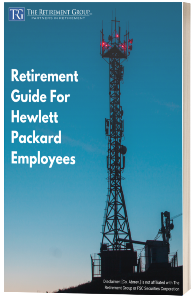 Retirement Guide for Hewlett Packard Employees